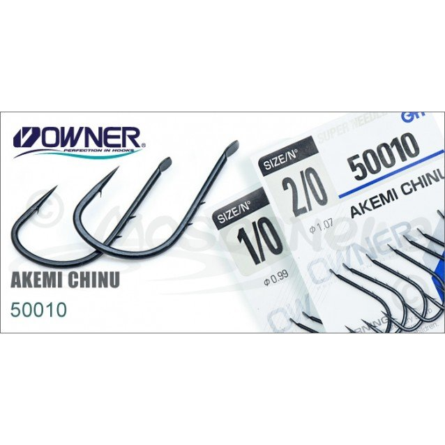 КУКИ OWNER AKEMI-CHINU BLACK 50010