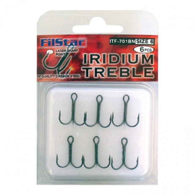 Тройки FilStar-Iridium 701BN