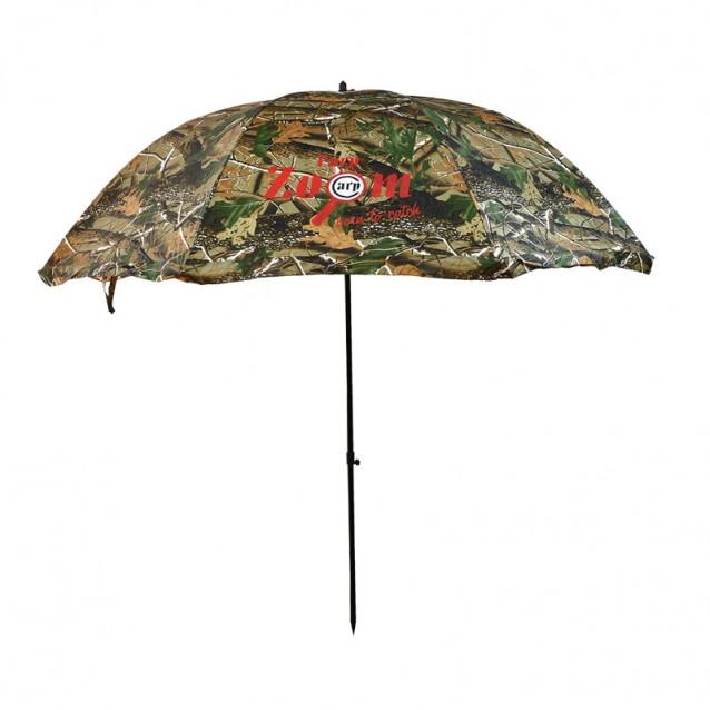 Чадър CZ Umbrella camou