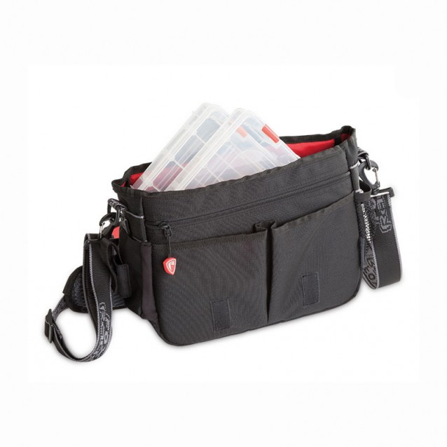 Чанта Rage Voyager Messenger Bag + 2 boxes