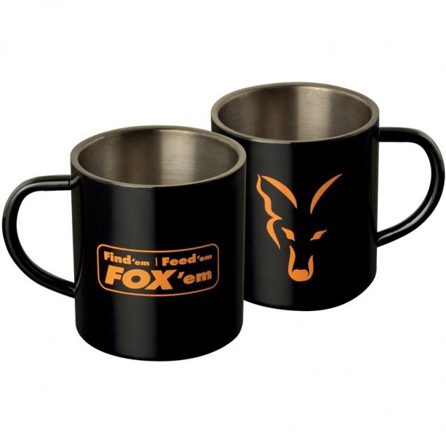 Чаша Stainless Black XL 400ml Mug