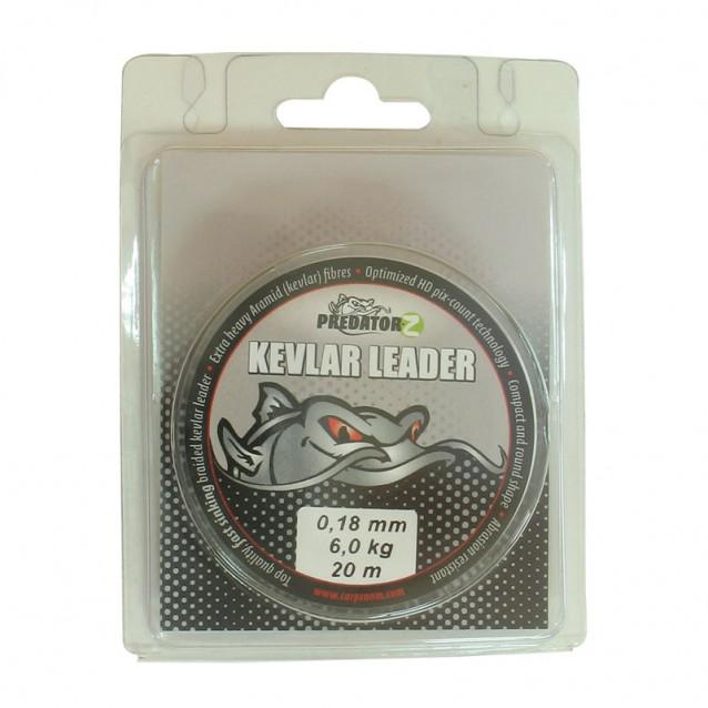 Повод за сом Kevlar Leader