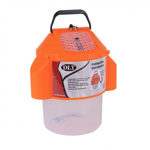 Кофа DLT collapsibale bait bucket - AV4847