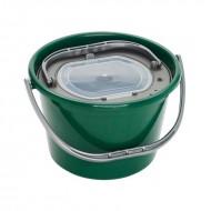 Кофа за жива стръв литра кръгла