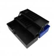 Куфарче 2 нива голямо синьо - (G2TP)