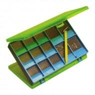 Арт.259 кутия магнитна двойна Stonfo