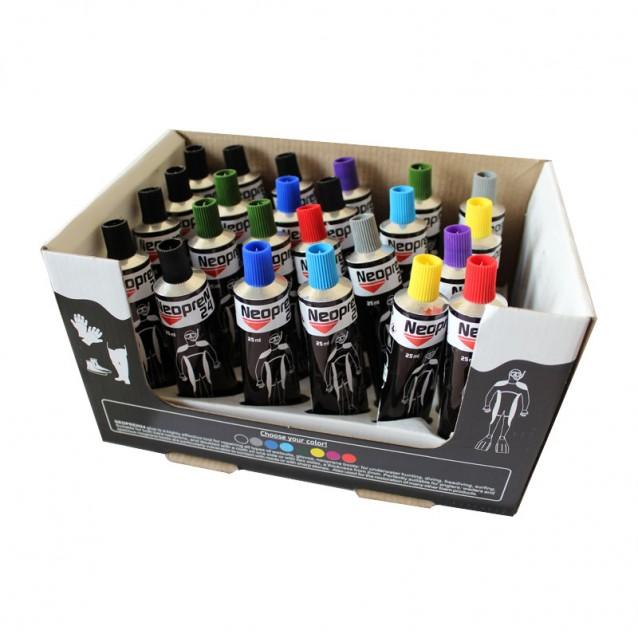 Лепило за неопрен и пяна - Liquid Neopren Patch24 BOX