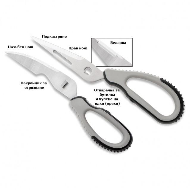 Ножица мултифункционална Rapala - RFGS-B