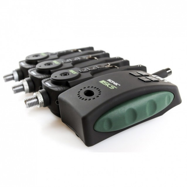 Сигнализатори Sonik SKS Alarm and Receiver Set
