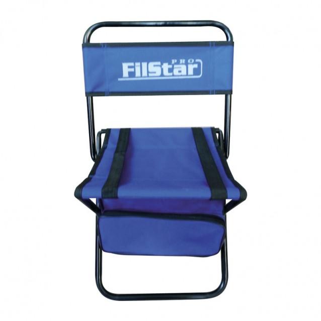 Стол с облегалка с чанта