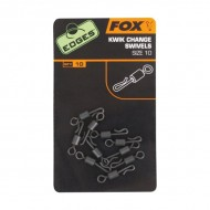 Вирбели Fox Еdges kwik change swivels size 7