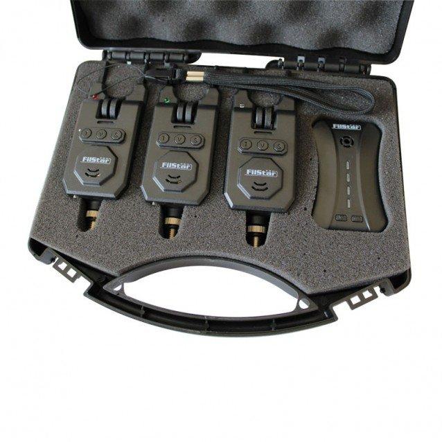 Комплект сигнализатори FilStar 3бр FSBA-21