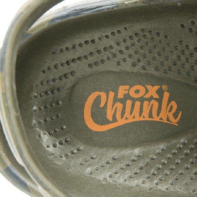 Сандали Fox Chunk Camo Clog