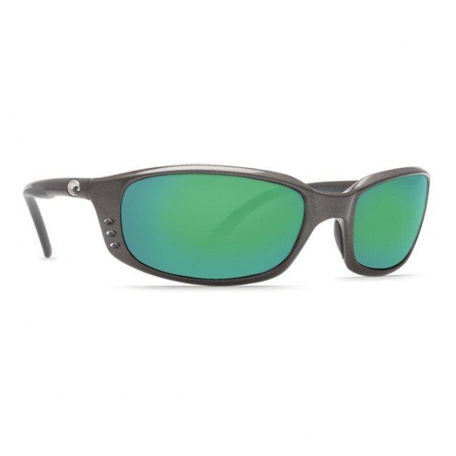 Costa - Brine - Gunmetal - Green Mir