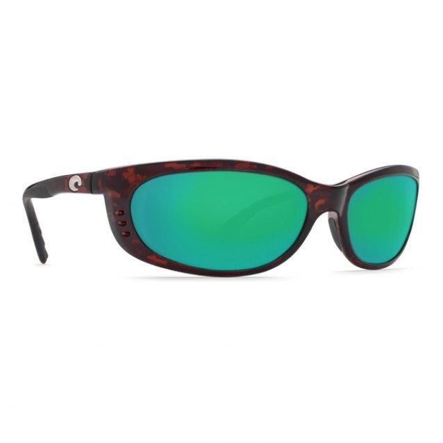 Costa - Fathom - Tortoise - Green mir