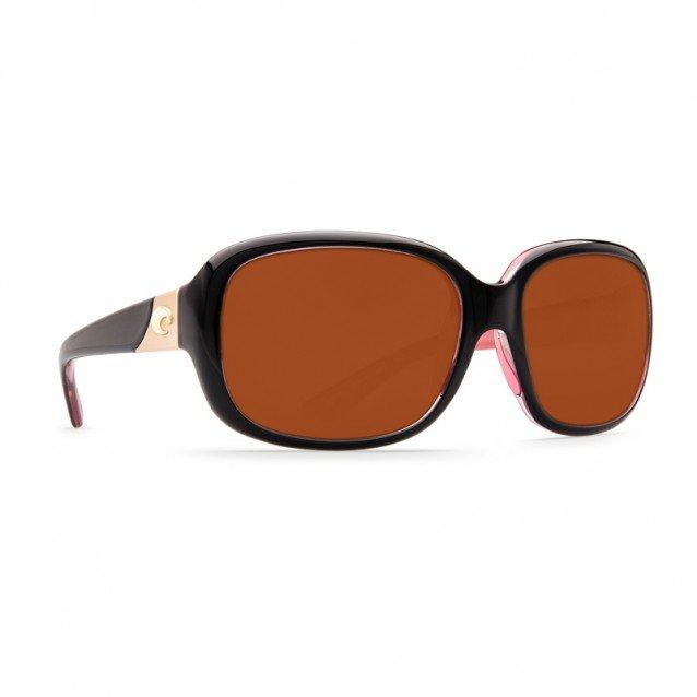 Costa - Gannet Shiny Black / Hibiscus - Copper 580P