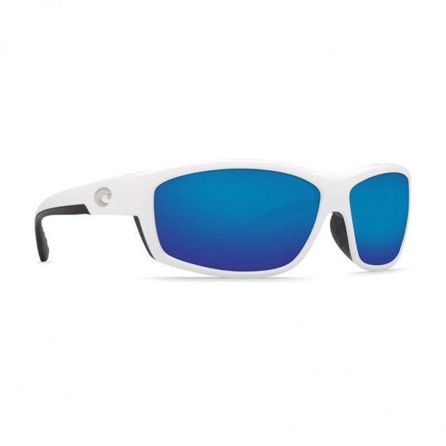 Costa - Saltbreak - White /Blue Mirror