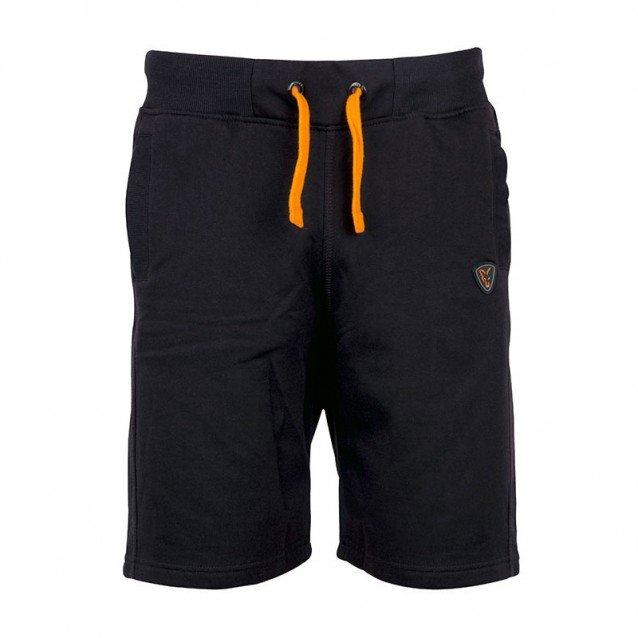 Къси панталони Black Orange LW jogger short