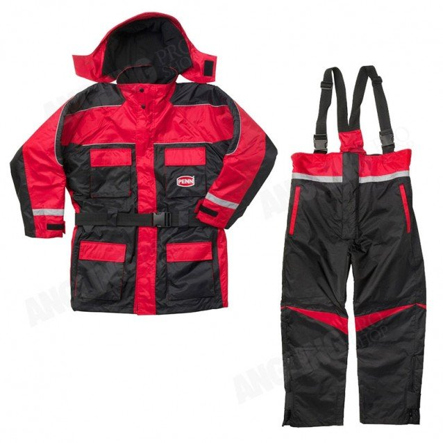 Flotation suit ISO 12405