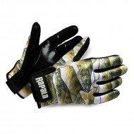 Ръкавици Rapala Stretch Grip Glove - Fish Print - Rubberized Palm