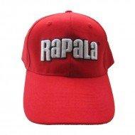 Шапка Rapala - червена