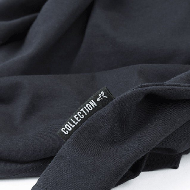 Тениска Fox Collection Black & Orange