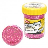 PB - Extra Scent Glitter Trout Bait - Pink