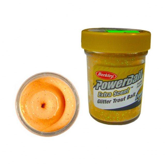 PB - Extra Scent Glitter Trout Bait - Salmon Egg