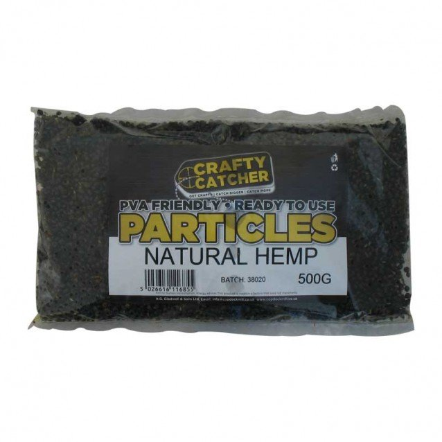 Пелети - CRC - CCP Particles Natural Hemp