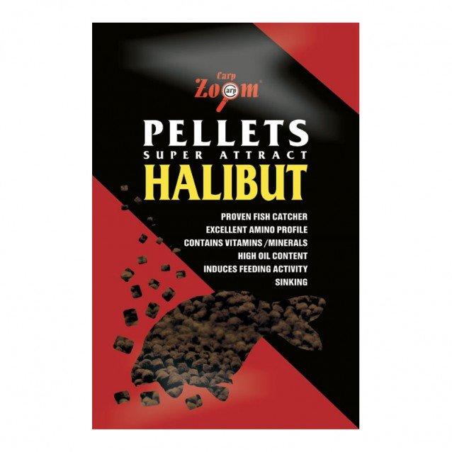 Пелети - CZ Feeding Halibut Pellet