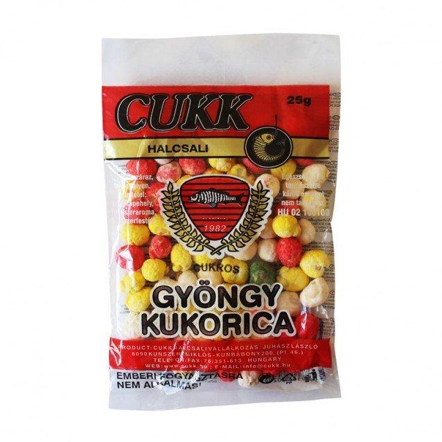 Cukk - Pearl Corn - Sugared