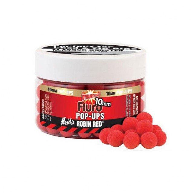 DB Robin Red Fluro Pop-Ups