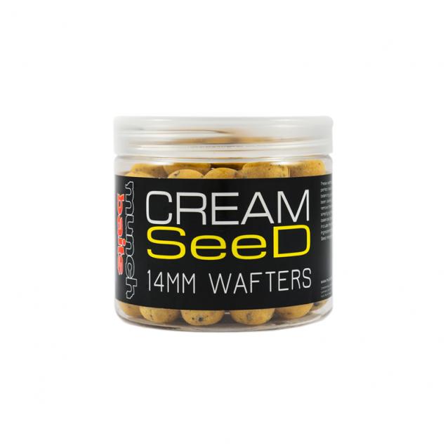 Плуващи топчета Munch Baits Cream Seed Wafters