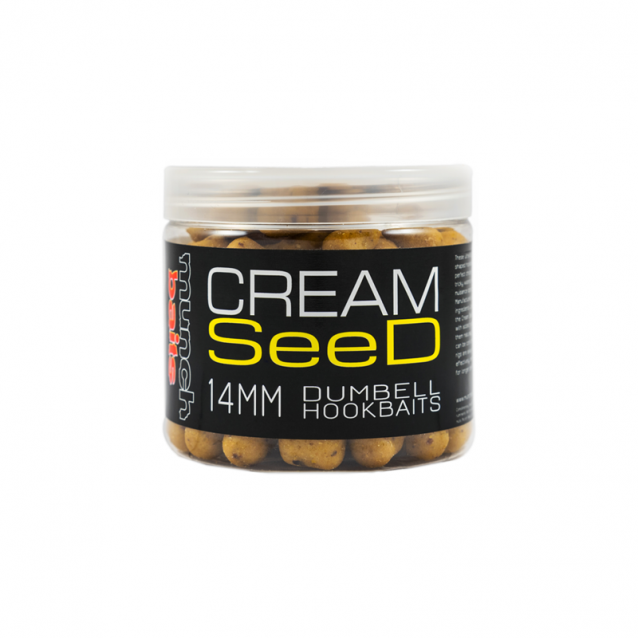 Протеинови топчета Munch Baits Cream Seed Dumbell Hookbaits
