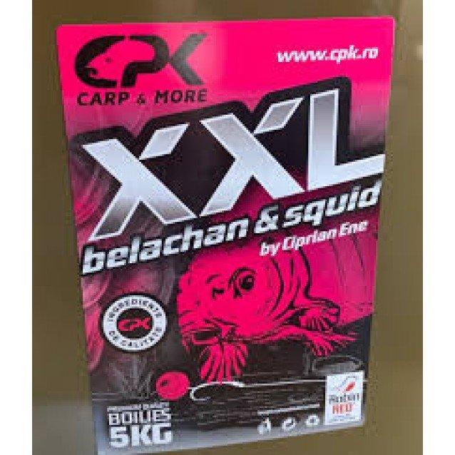 Протеинови топчета CPK XXL Belachan & Squid 5 kg.