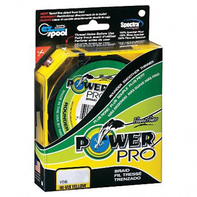 Power Pro - HI-VIS YELLOW