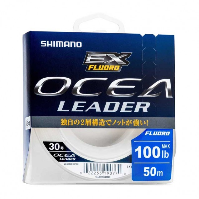 Влакно за поводи Ocea Leader EX Fluoro