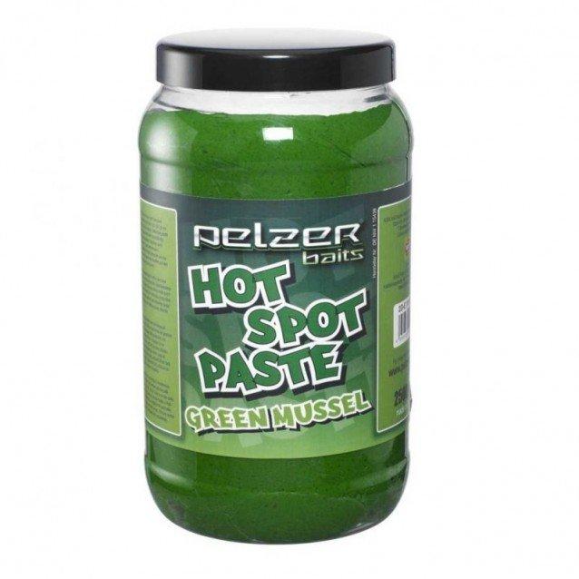 Паста PELZER HOT SPOT PASTE, GREEN MUSSEL, 2.5 КГ
