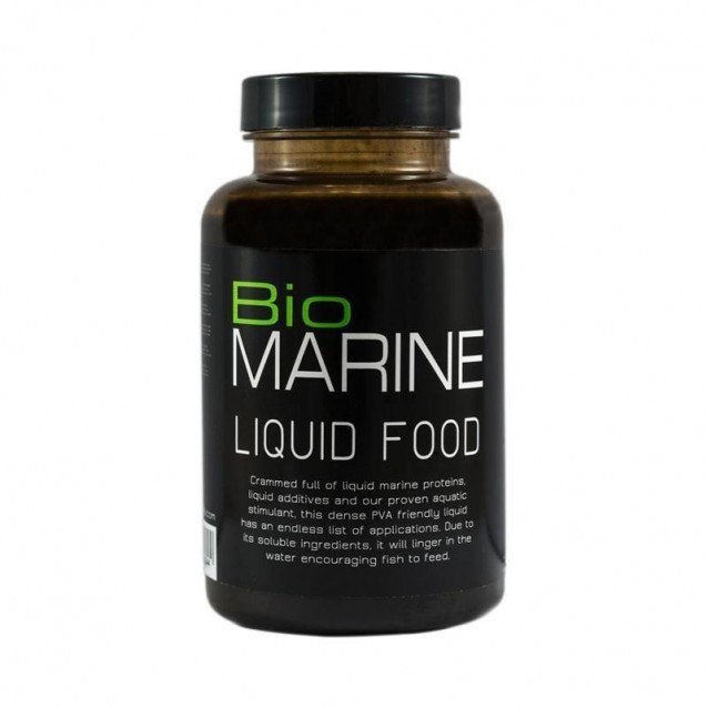 Дип Munch Baits Bio Marine Liquid Food 250ml