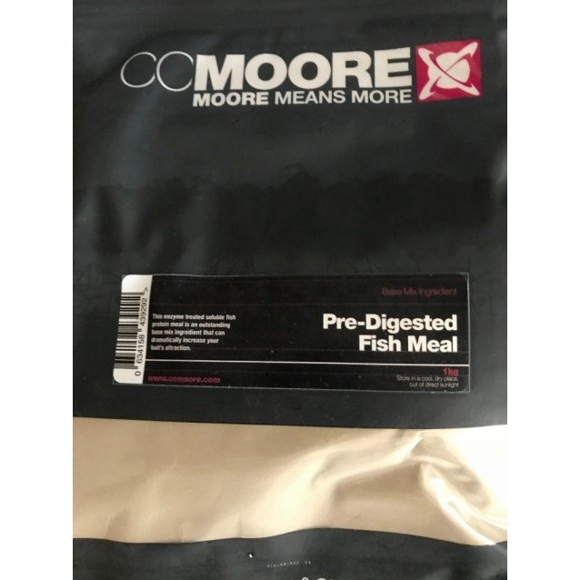 Рибно брашно CC Moore Pre-Digested Fish Meal 1 kg