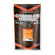 Sonu Chocolate Orange Metod Mix Groundbait