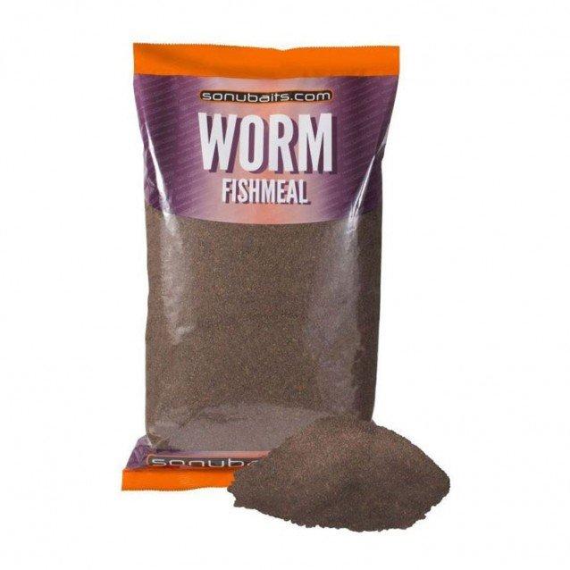Sonu Worm Fishmeal Groundbait