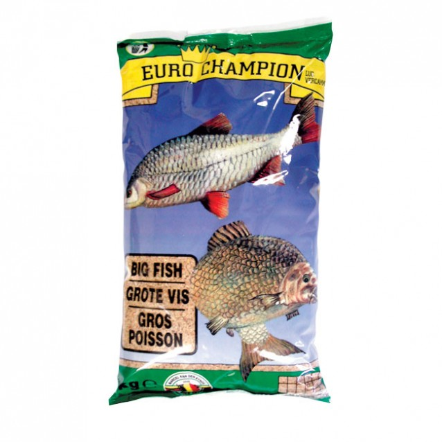 Захранка BIG FISH Euro Champion