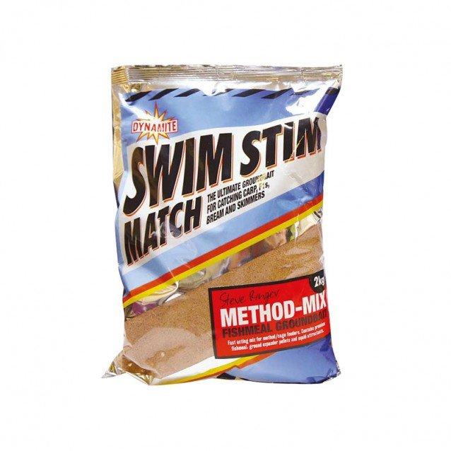 Захранка DB groundbait Swim Stim Carp Method Mix