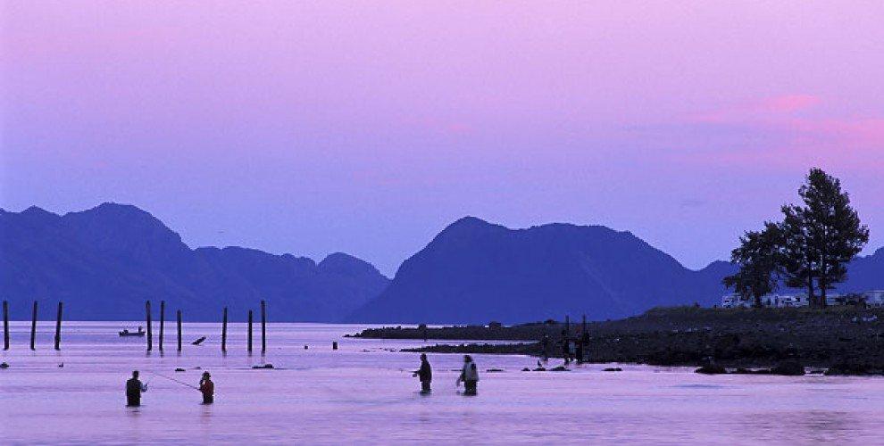 Риболов на заливите