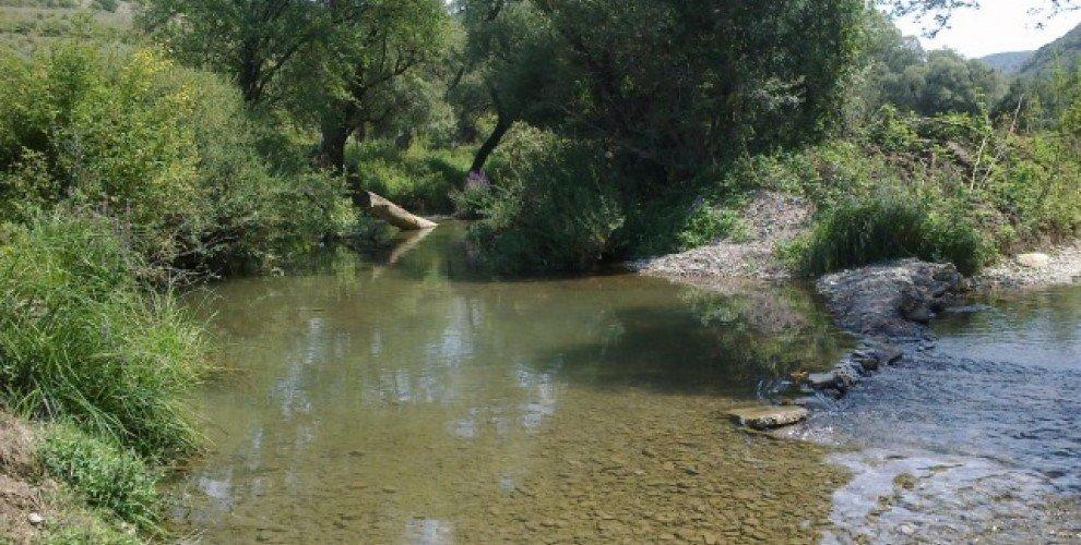 Риболов на река Нишава
