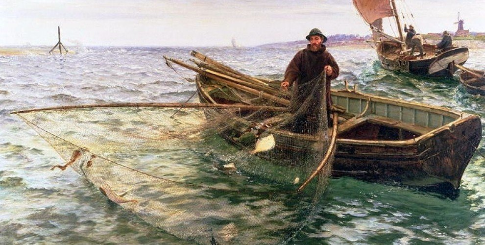 Категориите риболовци
