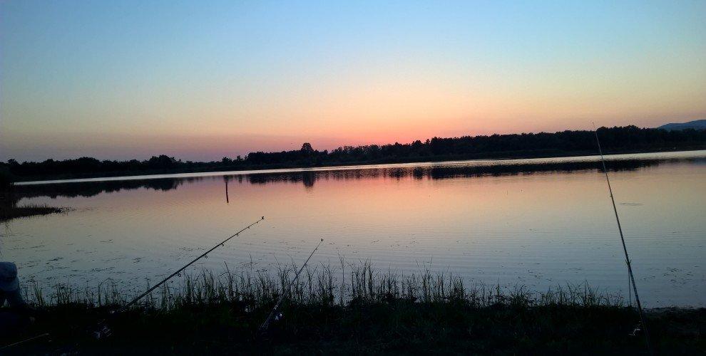 НЕ ловете риба на