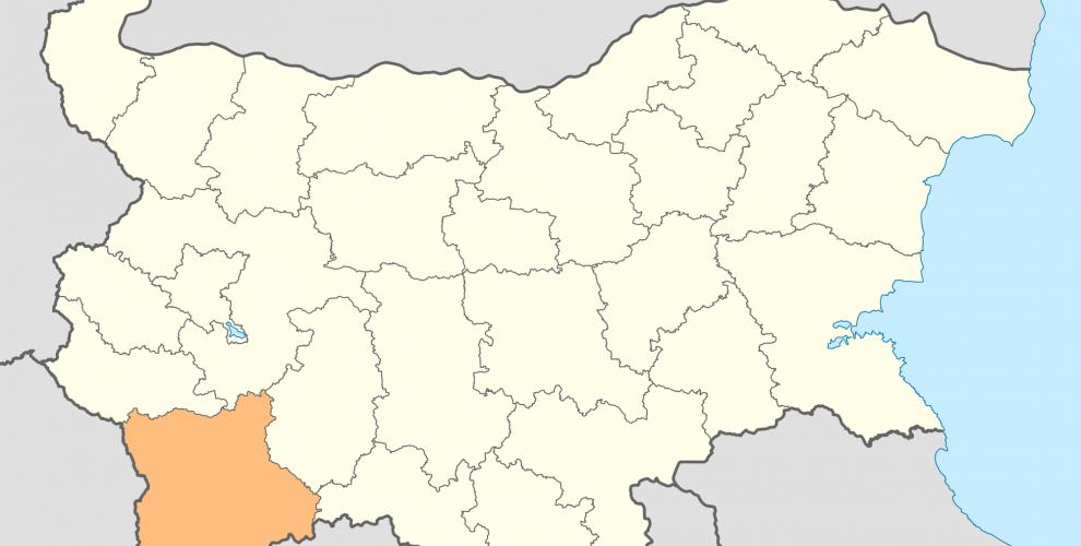 Реки в Благоевградски окръг