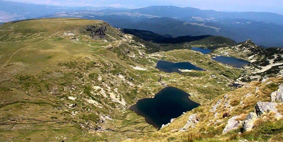 Езера в Рила